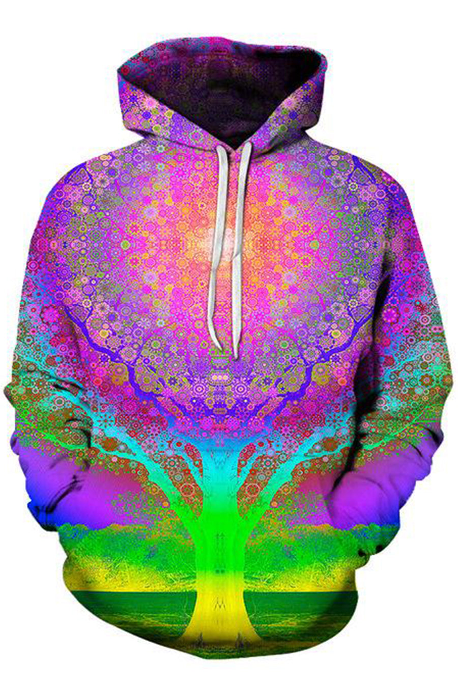 Tree Of Life 3D Hooded Sweater