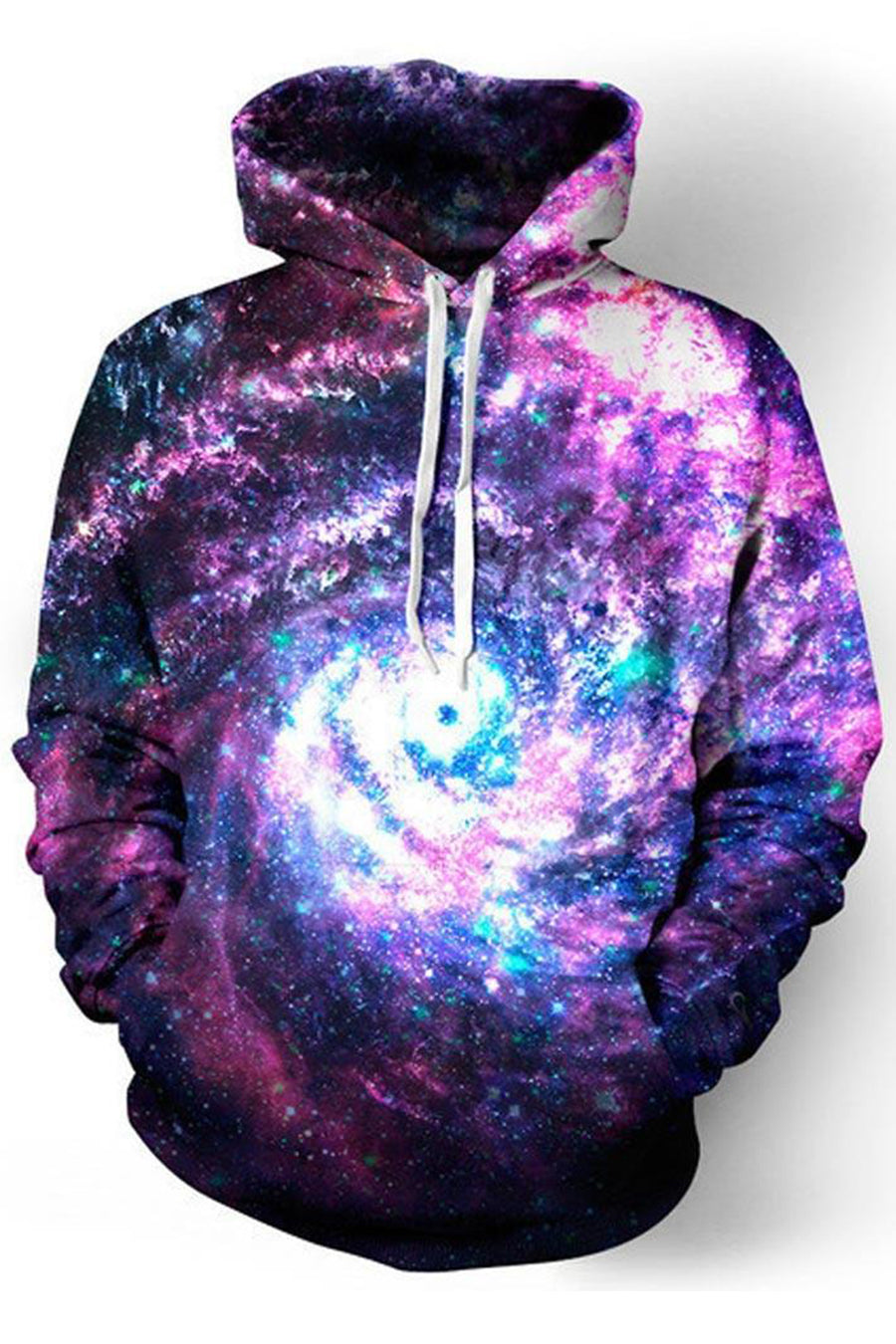 Nebula 3D Hooded Sweater