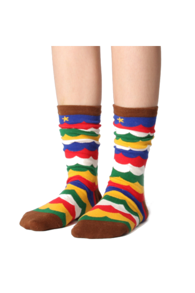 Rainbow Unisex Socks