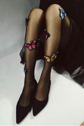 Butterfly Tights