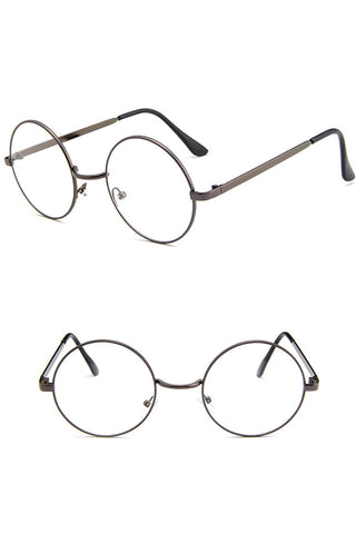 Retro Round Unisex Readers