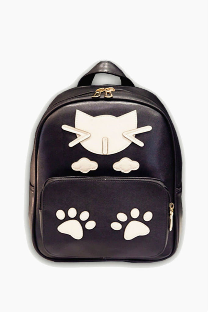Cute Kitty Paw Backpack
