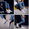 Grey Comfy Breathable Sneakers