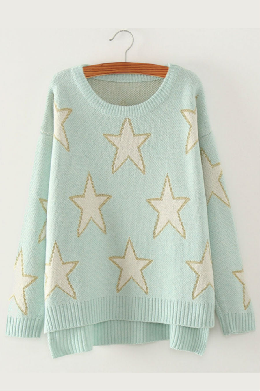Stars Pattern Jumper