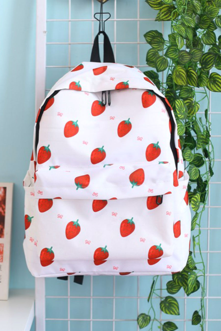 Pineapple Strawberry Backpack