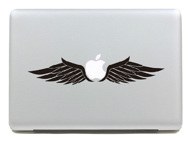 Macbook Wing Decal Sticker. Art Decals By Moooh!!
