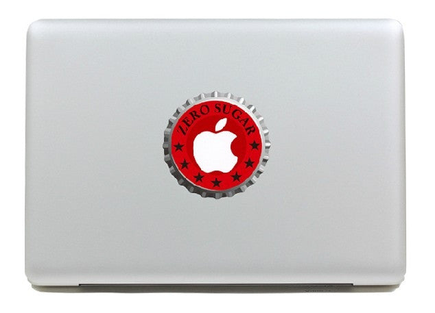 macbook air sticker