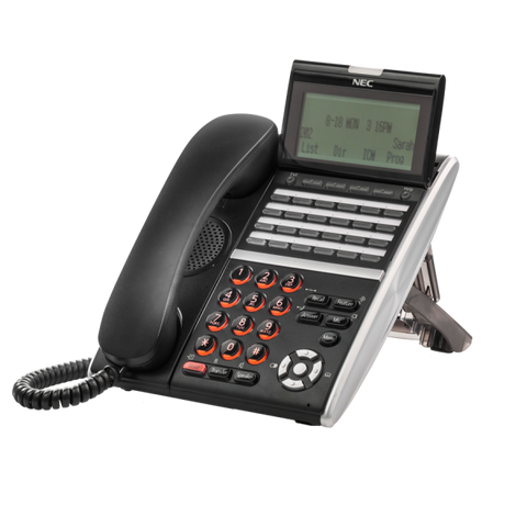 NEC ITZ-24D-3BK 9100 Systems IP Phone