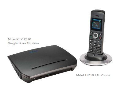 Mitel SIP-DECT - Single Cell
