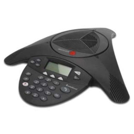 Polycom SoundStation 2 Conference Phone with Display