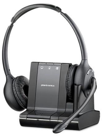Plantronics W720 Duo Wireless Headset