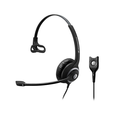 Sennheiser Circle™ SC 230 Monaural Wideband Headset with Noise-Cancelling Mic - Easy Disconnect