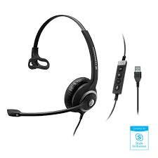 Sennheiser Circle™ SC 230 USB MS II Monaural Wired Headset - Skype for Business