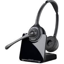 Plantronics CS520 Duo Wireless Headset