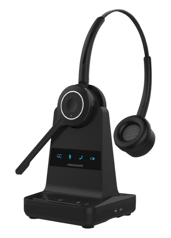 Freemate DW800 Binaural Wireless Headset