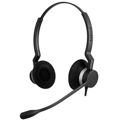 Jabra BIZ 2300 Duo NC Corded Headset