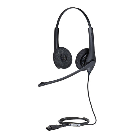 Jabra BIZ 1500 Duo Corded Headset