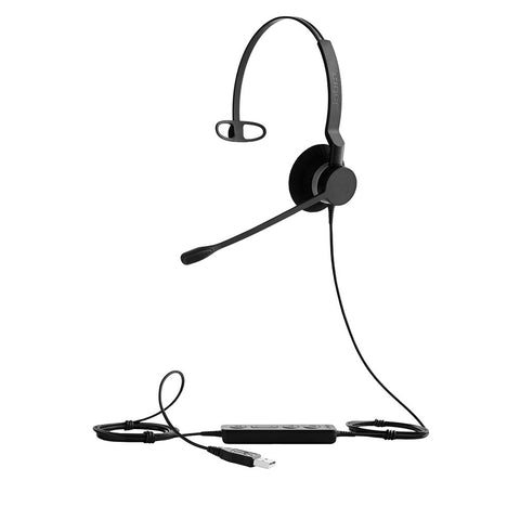 Jabra BIZ 2300 Mono MS Corded Headset