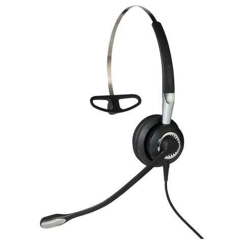 Jabra BIZ 2400 II Mono USB Headset 3-1 - Contact Centre MS