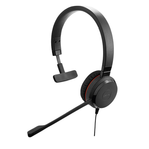 Jabra Evolve 20 SE Mono USB Headset - MS