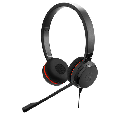 Jabra Evolve 20 SE Stereo USB Headset - MS