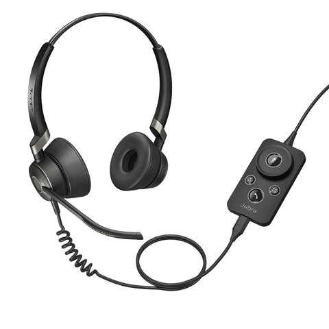 Jabra Engage 50 Stereo USB Headset - USB-C