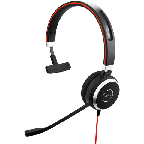 Jabra Evolve 40 Mono USB Headset - MS
