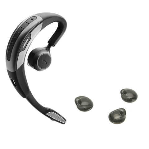 Jabra Motion headset + 3x ear gels