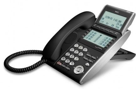 NEC ITL-8LD-1 DESI-less IP Phone