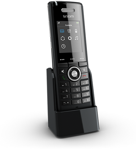 Snom M65 IP DECT Professional Handset with Wideband Audio