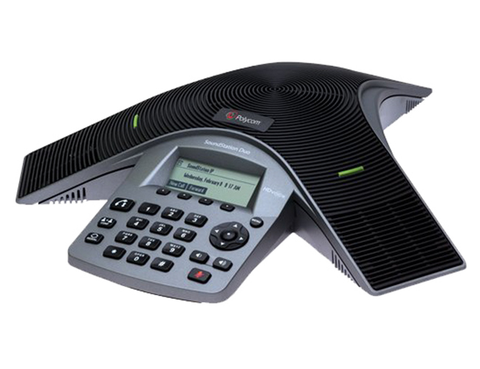 Polycom Soundstaton Duo IP/Analogue Conference Phone