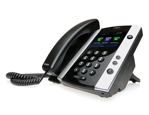 Poly VVX 500 Business Media Phone