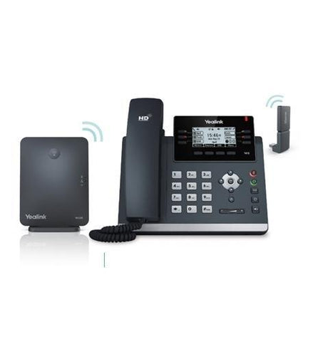 Yealink W41P Wireless DECT Phone