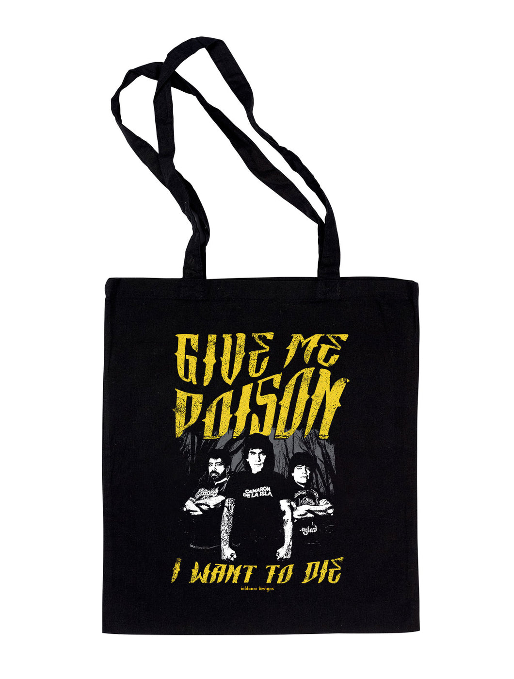 Chunguitos - Give me poison - Totebag