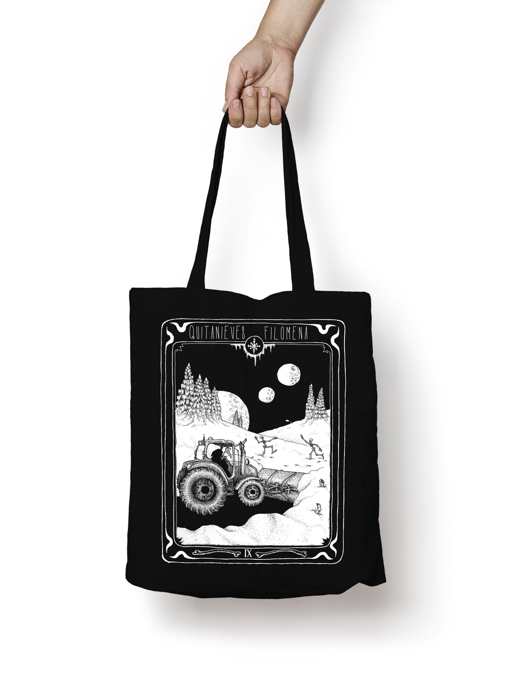 QUITANIEVES FILOMENA - totebag