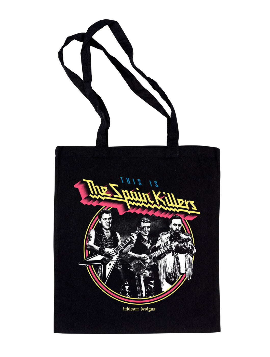 The Spain Killers - Totebag