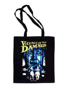 Village of the damned - totebag