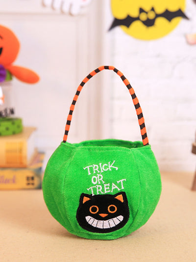 Halloween Decoration Children Pumpkin Bag Gift Bag