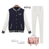 Winter Bomber Jacket Women Cardigans Coat
