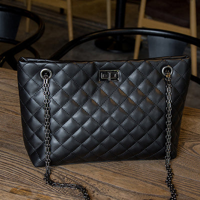 Classic Ringer Chain Bag One-shoulder Hot Style Fashion Handbag