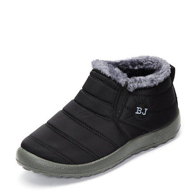 Winter Women Fur Ankle Boot