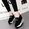 Letters Women Platform Fashion Sneakers