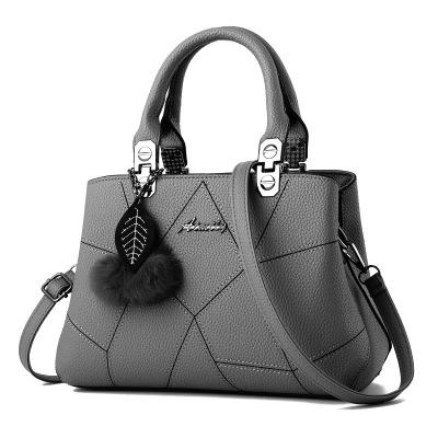 Fashion Casual Sweet Patchwork Woman Handbag