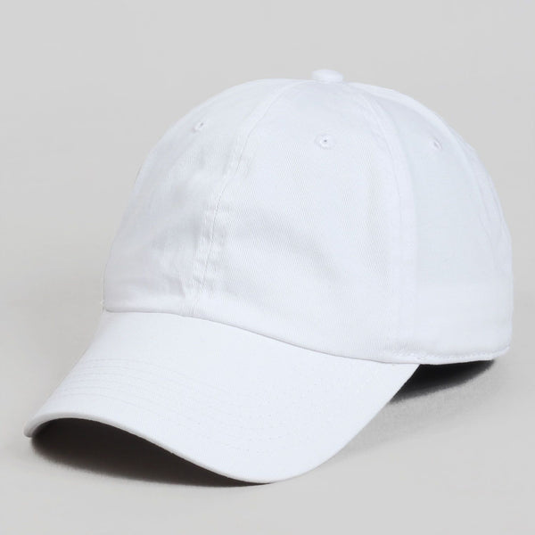 Stone Washed Baseball Cap