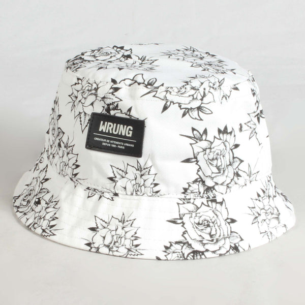 Dark Roses Bucket Hat