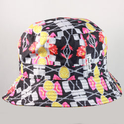 Jewellery Floral Bucket Hat