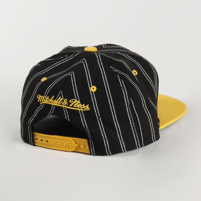 Double Pinstripe Nuggets Cap
