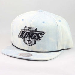 Light Acid Washed Kings Cap