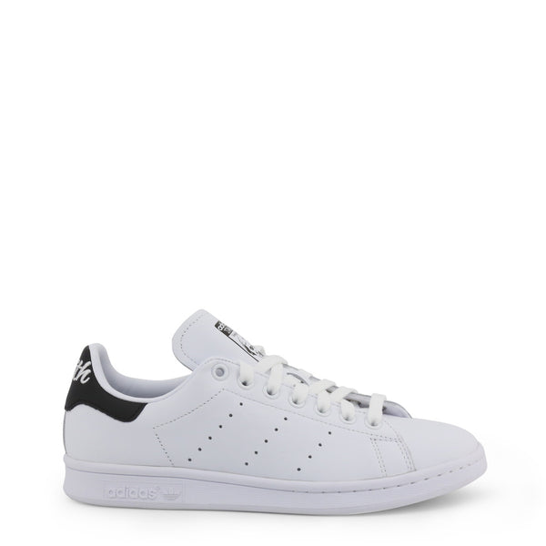 Chaussures blanches basket écriture XL Stan Smith brodéAdidas - StanSmith