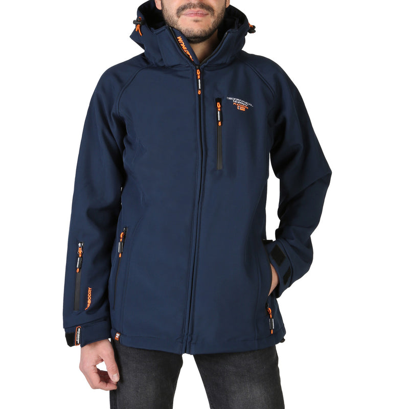 Veste coupe vent bleu marine Geographical Norway - Taboo_man
